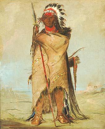 choctaw brave